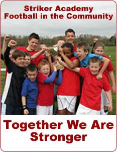 Striker Academy Football In The Community
