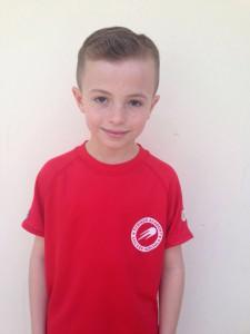 Young Ashton heads for Everton Academy