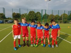 THE ACADEMY SKILLS Football TRAINING for 8 to 14 year olds